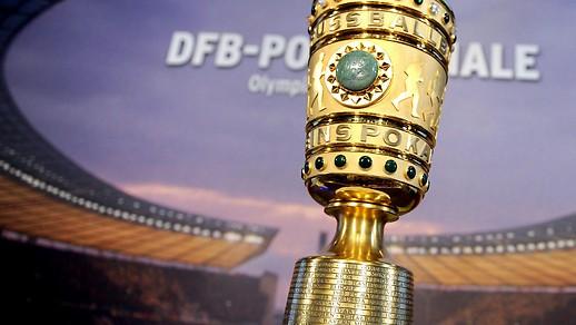 Fussball Topteams Im Dfb Pokal Unter Druck Sport Orf At