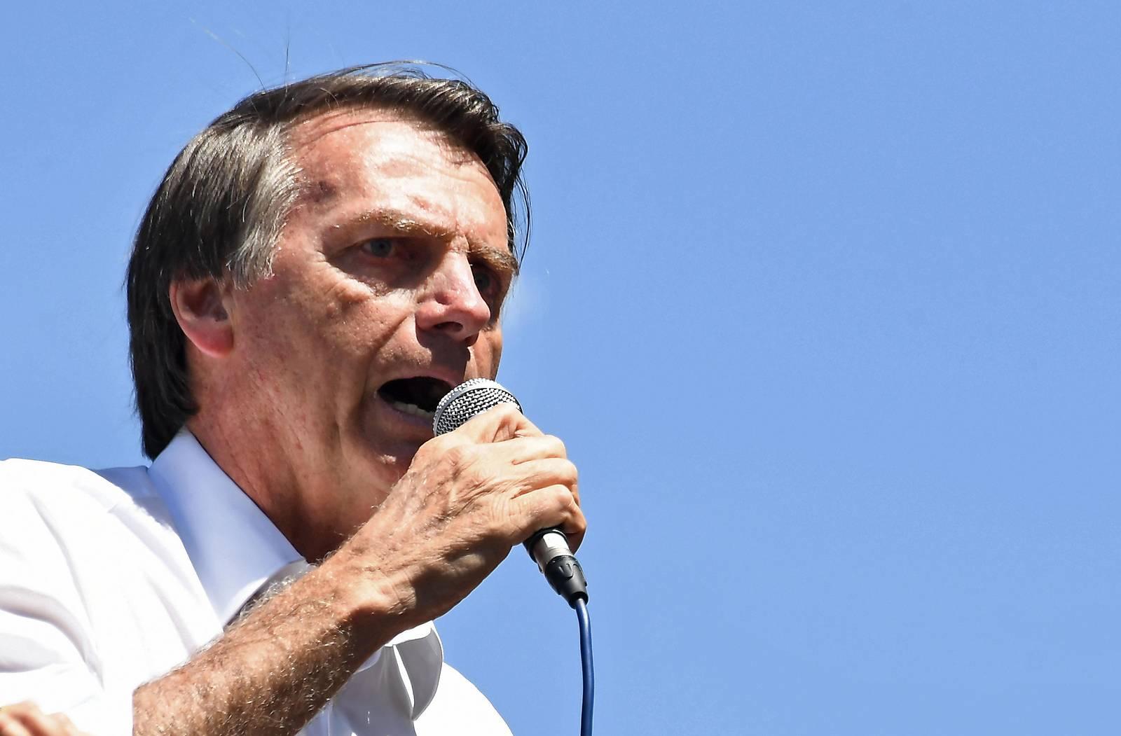 Brasilianischer Präsidentschaftskandidat attackiert