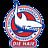 Flagge vom Eishockey-Verein TWK Innsbruck Haie