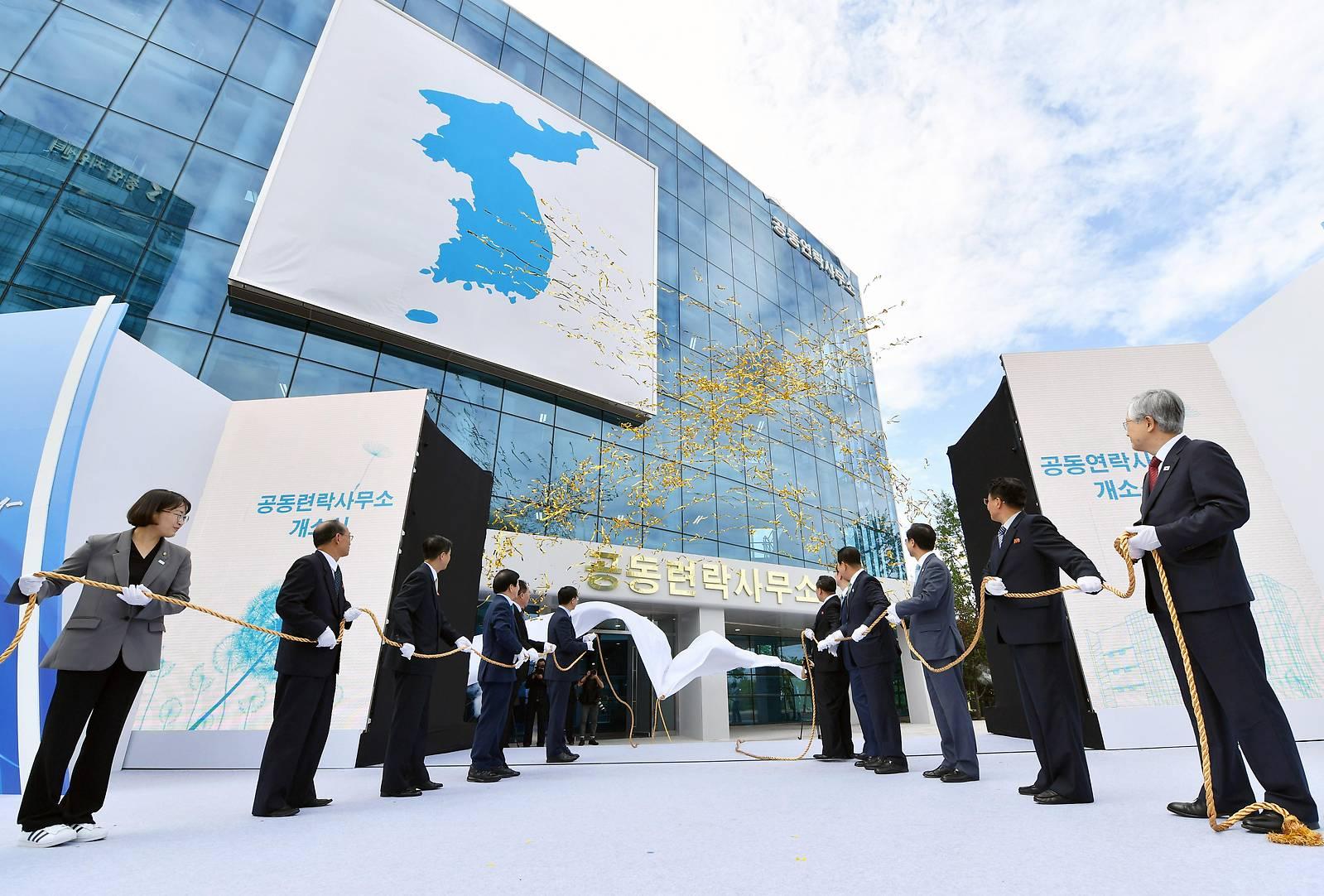 Nord- und Südkorea öffnen Verbindungsbüro