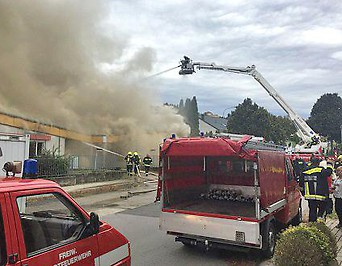 Feuerwehr in Mattersburg