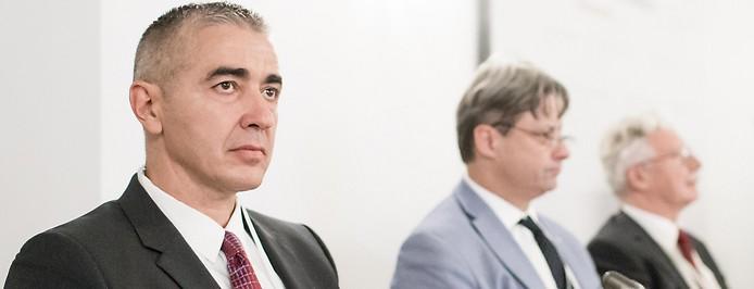 Wolfgang Preiszler, Vizechef der Einsatzgruppe zur Bekämpfung der Straßenkriminalität (EGS)