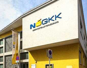 NÖGKK Bezirksstelle Korneuburg