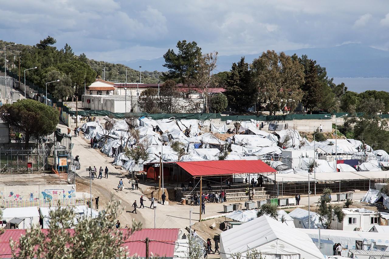 """flüchtlingslager griechenland karte Griechische Flüchtlingslager: """"Europas offene Gefängnisse""""   news"""