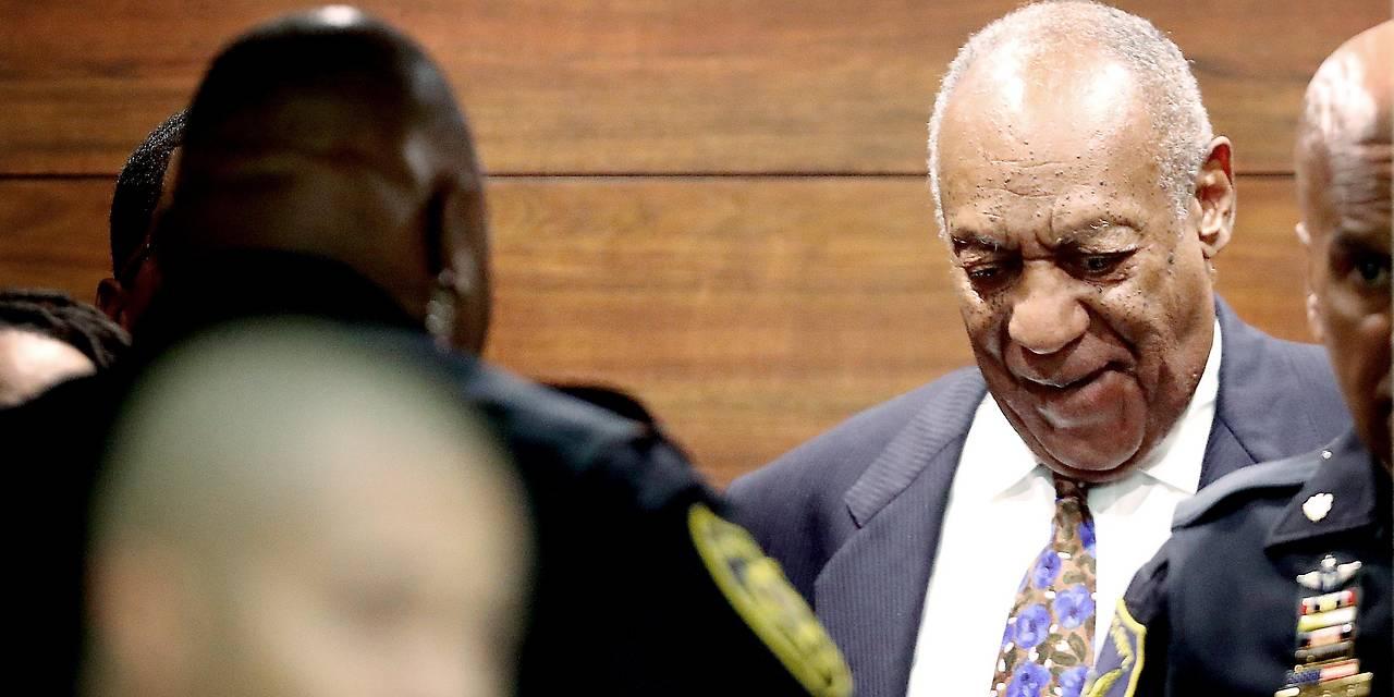 Cill Cosby im Gerichtssaal