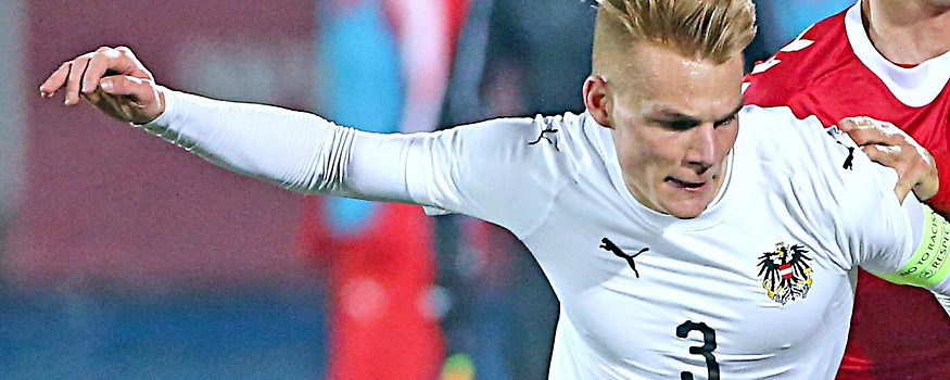 ÖFB-U21-Spieler Philipp Lienhart