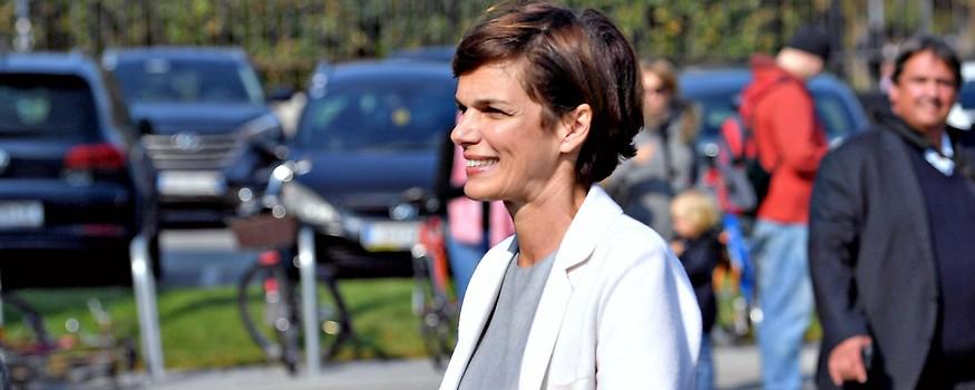 SPÖ-Klubchefin Pamela Rendi-Wagner