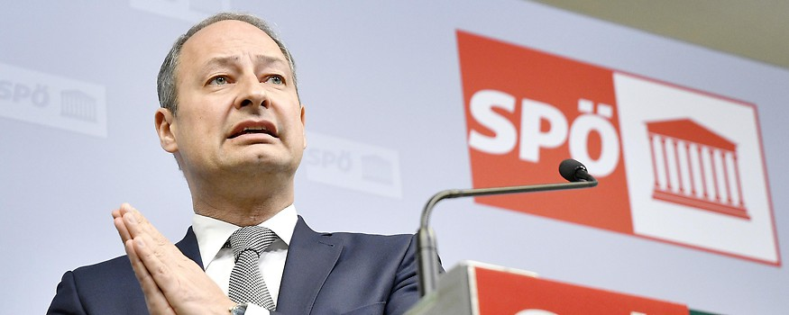 Andreas Schieder (SPÖ)