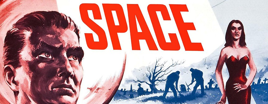 Filmplakat Plan 9 from Outer Space