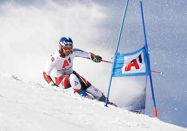 Skifahrer Philipp Schoerghofer