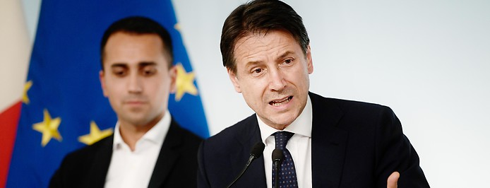 Italiens Premier Antonio Conte