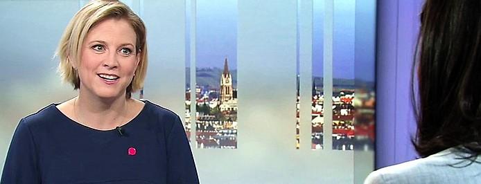 Bundesparteivorsitzende NEOS Beate Meinl-Reisinger