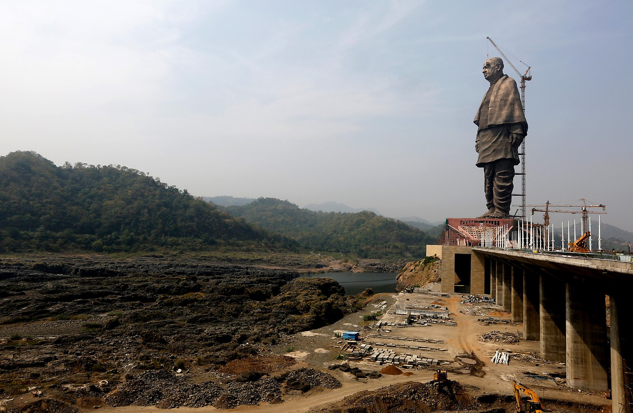 Самая высокая статуя в мире 62244_bigpicture_10688_hoechste_statue_indien_body01_ap