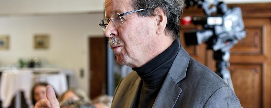 Der Völkerrechtler Manfred Nowak