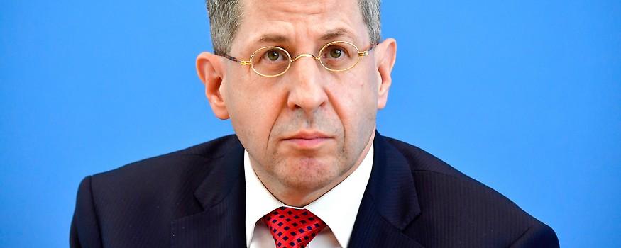 Ehemaliger Präsident des Inlandsgeheimdienstes Hans-Georg Maaßen