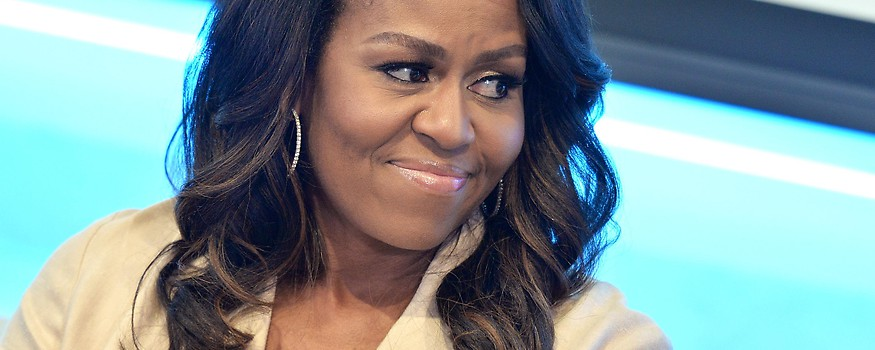 Die ehemalige First Lady Michelle Obama