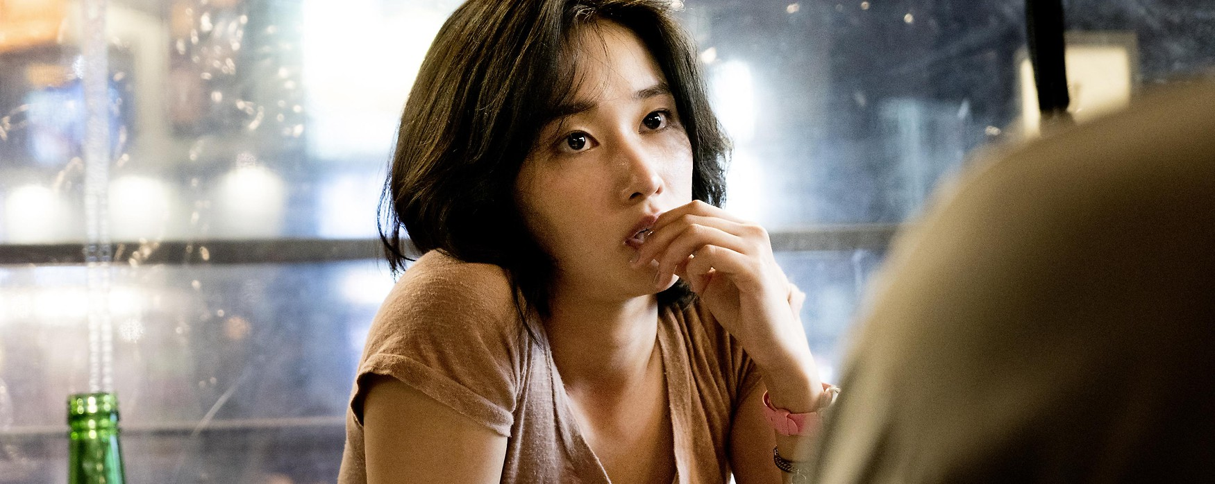 """Filmstill aus """"Beo Ning""""; ein südkoreanischer Film, inspiriert von einer Kurzgeschichte Haruki Murakamis"""