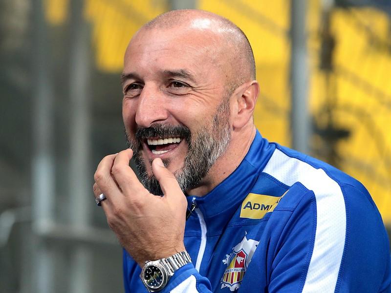 St-Pölten-Coach Ranko Popovic