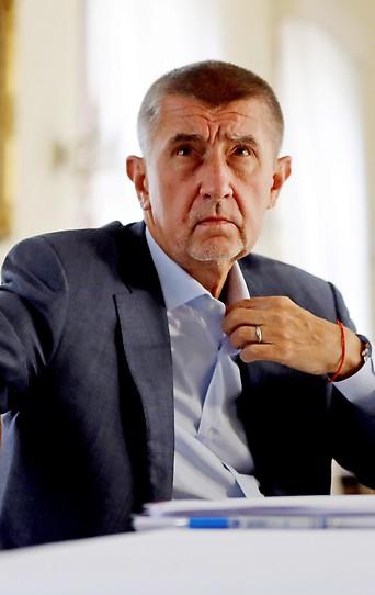 Tschechischer Ministerpräsident Andrej Babis
