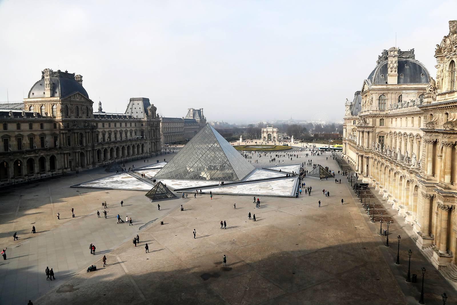 Pariser Stadtzentrum soll Fußgängerzone werden