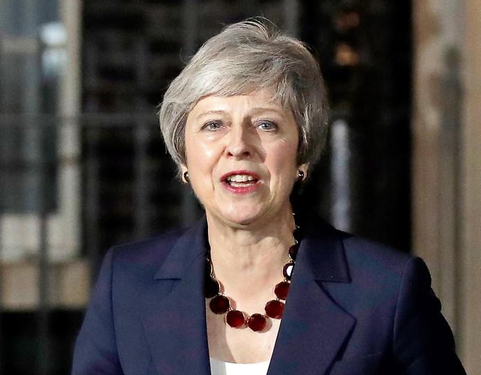Britische Premierministerin May