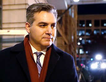 CNN-Korrespondent Jim Acosta