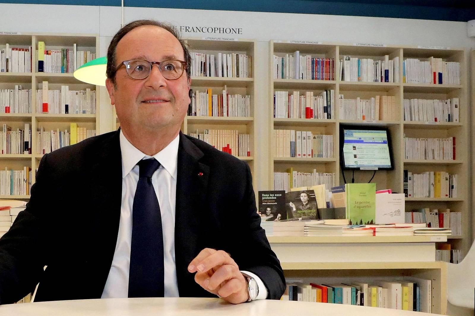 Francois Hollande kündigt politisches Comeback an