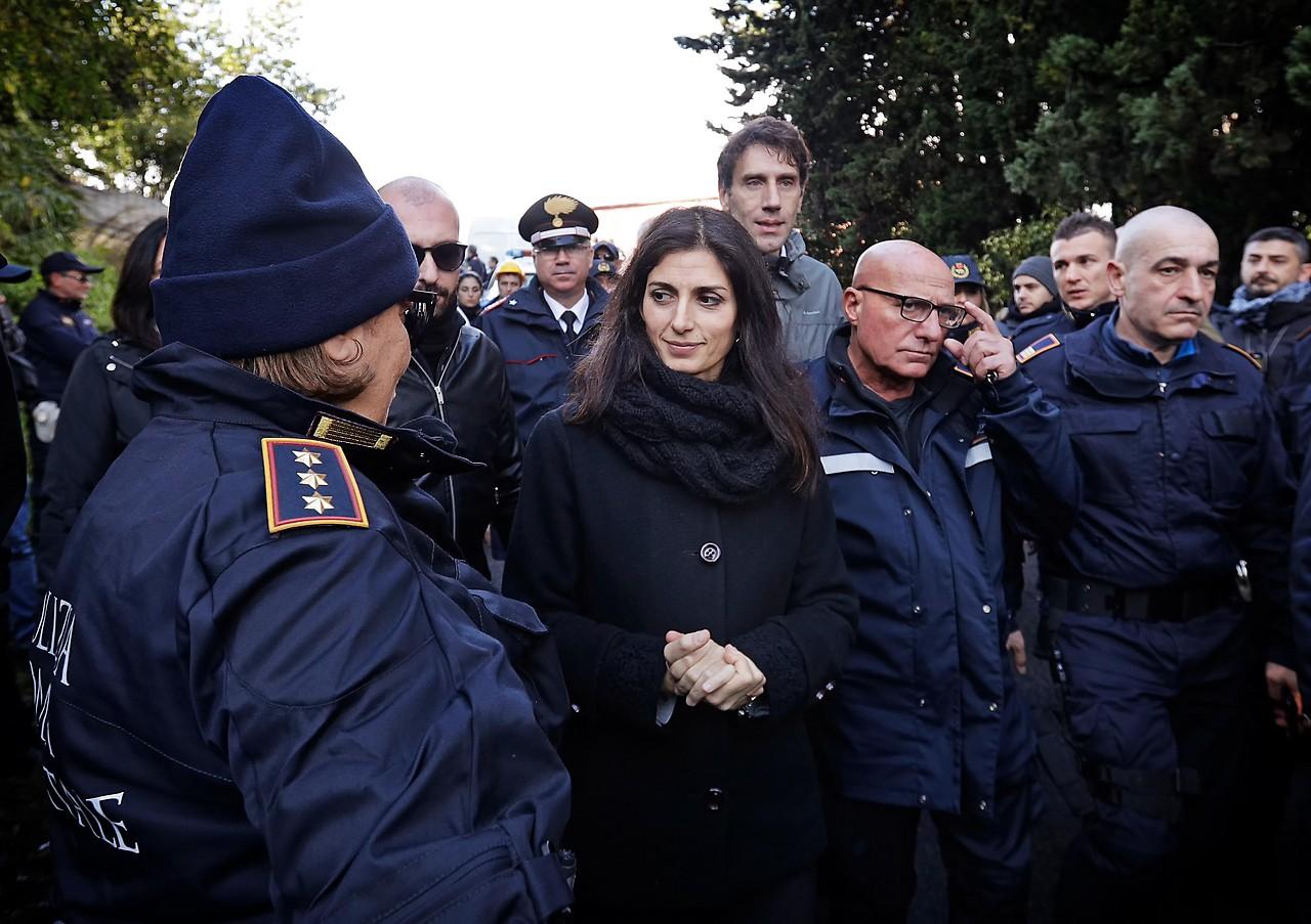 Berüchtigter Clan: Mafia-Villen in Rom abgerissen - news ORF at
