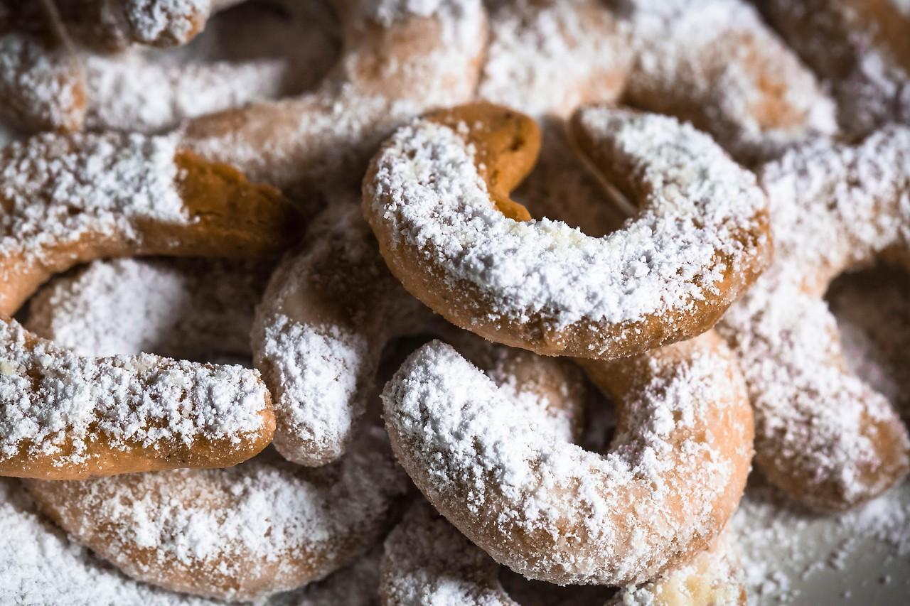 Perfekte Weihnachtskekse.Vanillekipferl Co Die Suche Nach Dem Perfekten Keks News Orf At