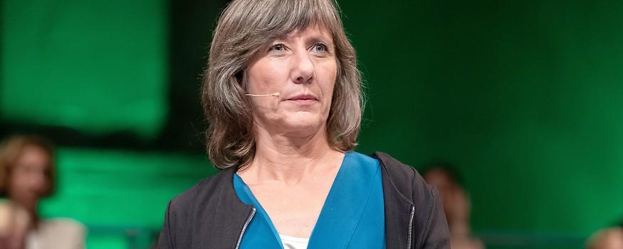 Birgit Hebein (Wiener Grüne)