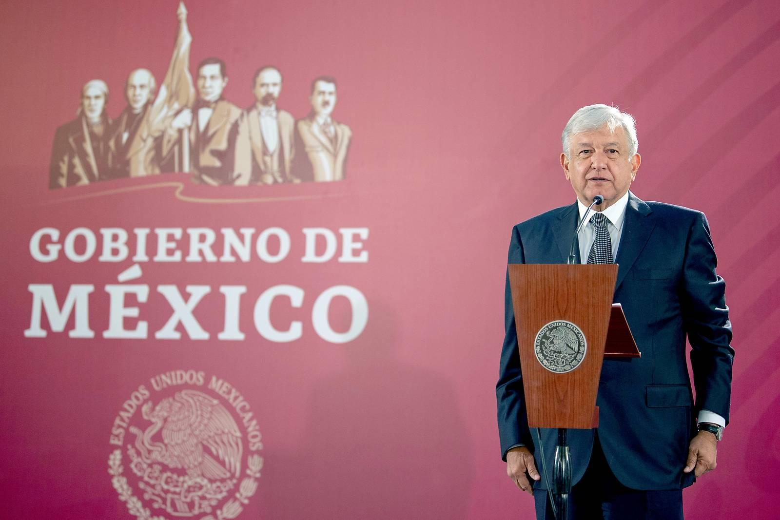 Mexikos neuer Präsident will auf Straffreiheit verzichten