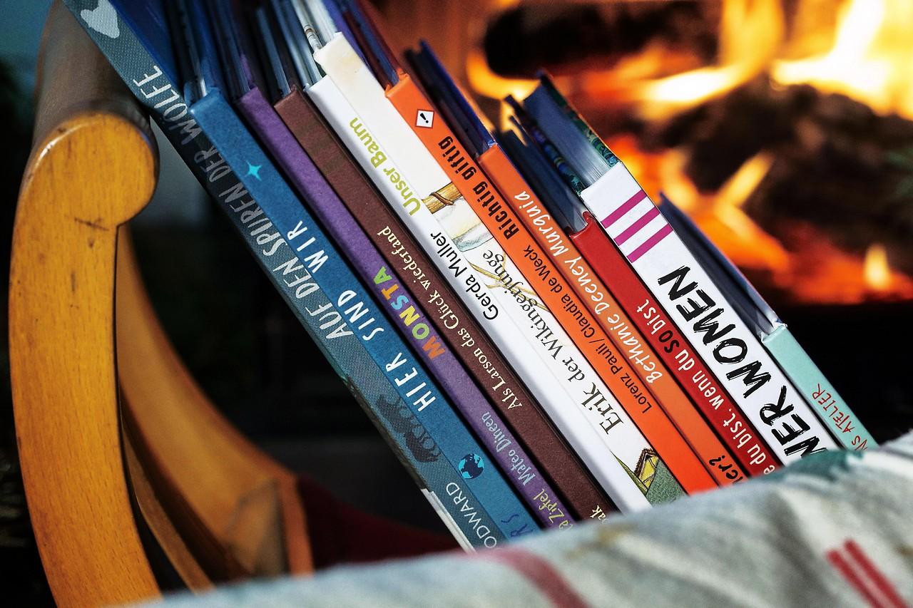 Literatur: Kinder und Jugendbücher für den Gabentisch