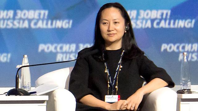 Huawei's Finanzchefin Meng Wanzhou