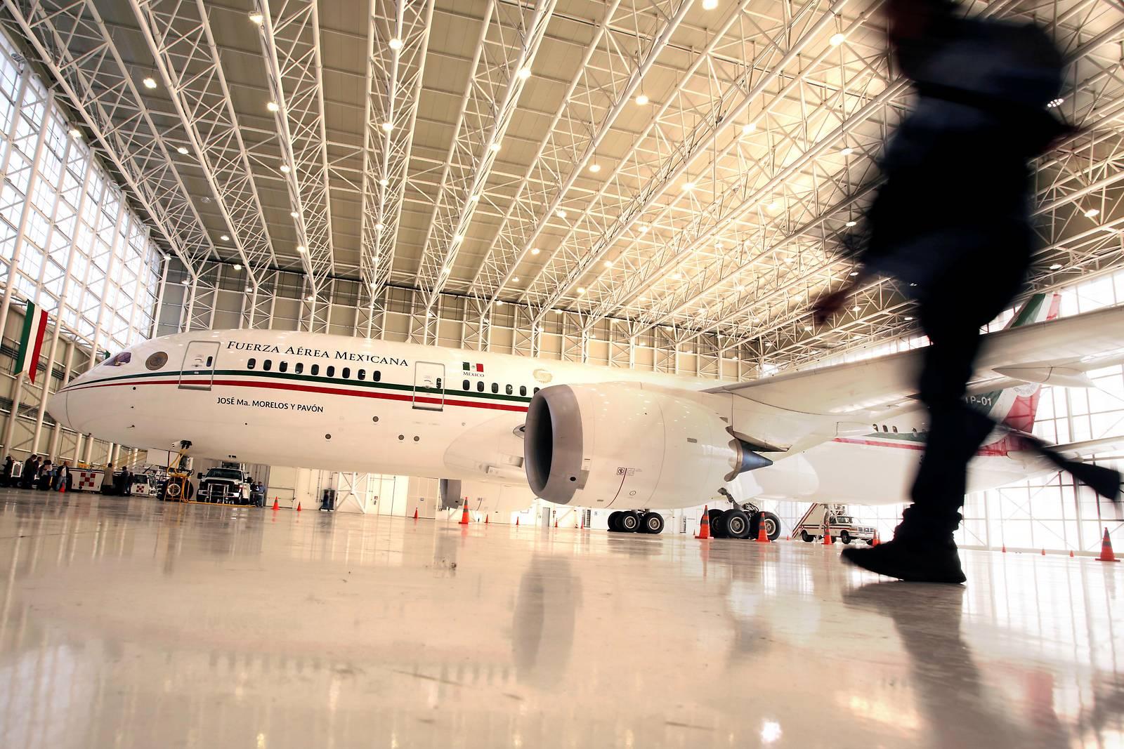 Mexikos Präsident verkauft Präsidentenflugzeug