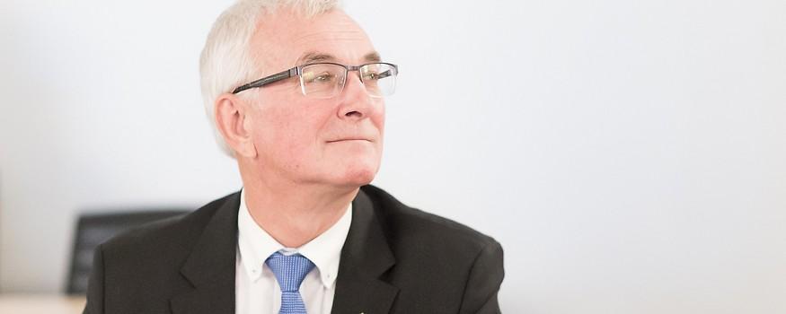 Der oberösterreichische FPÖ-Landesrat Elmar Podgorschek