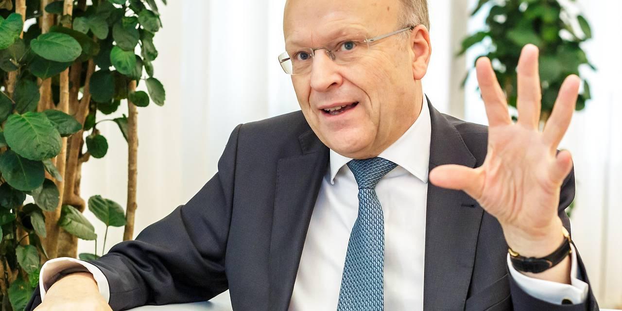 EuGH-Präsident Koen Lenaerts