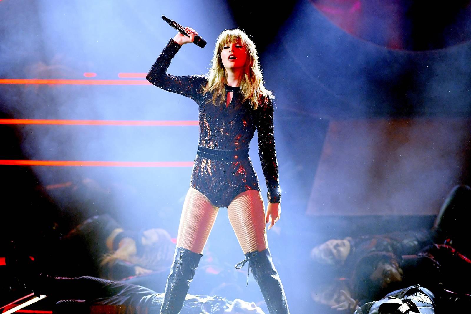 Swift sucht bei Konzert mit Gesichtserkennung nach Stalkern