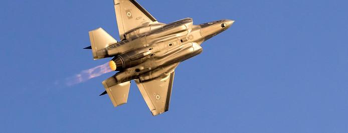 F-35 Kampfflugzeug