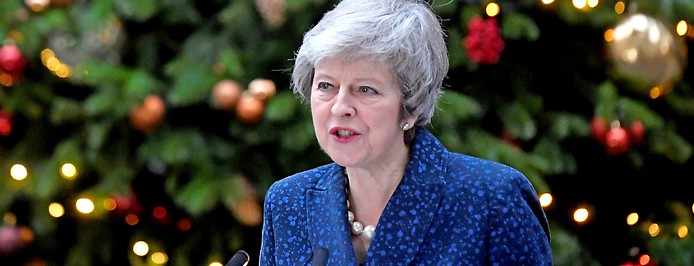 Britische Premierministerin Theresa May