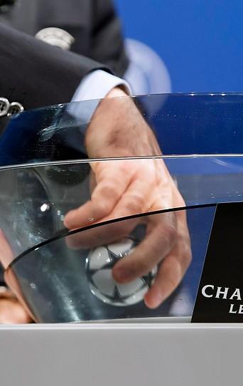 Auslosung der Champions League