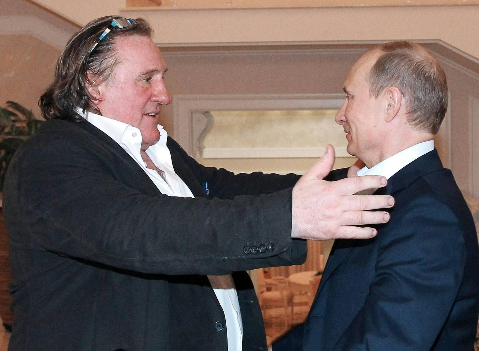 Gigant mit Abgründen: Gerard Depardieu wird 70