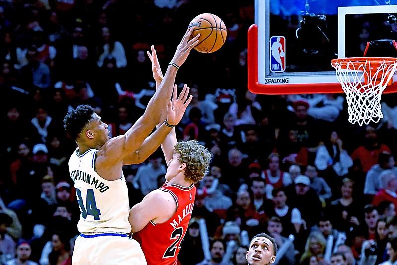 Bucks Gegen Bulls