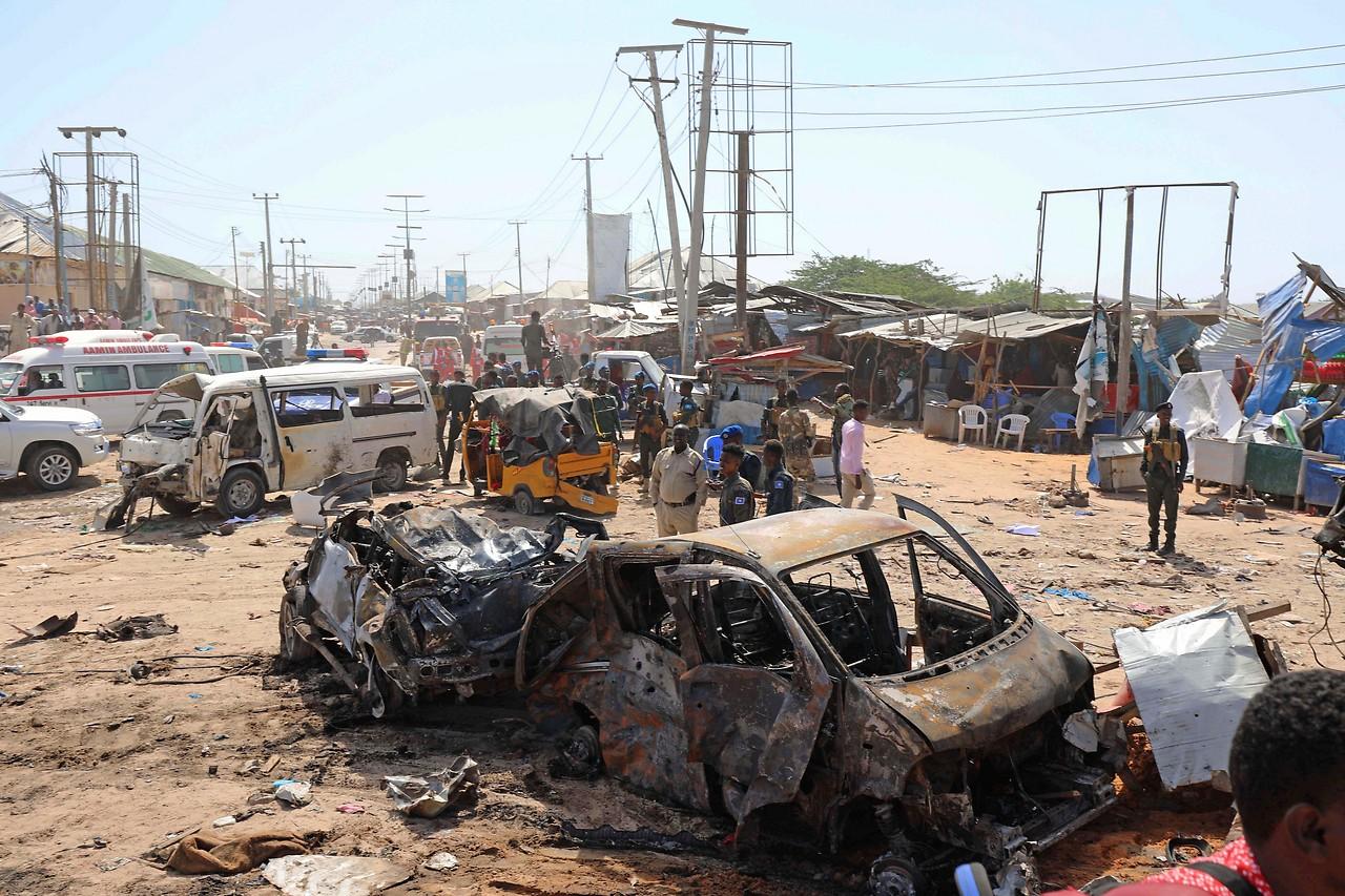 Anschlag Mogadischu