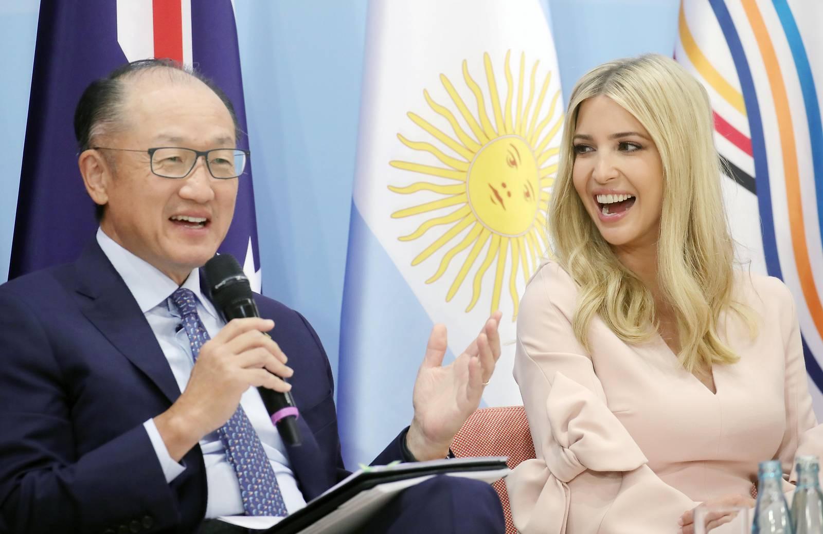 """Berichte """"falsch"""": Ivanka Trump wird nicht Weltbank-Chefin"""