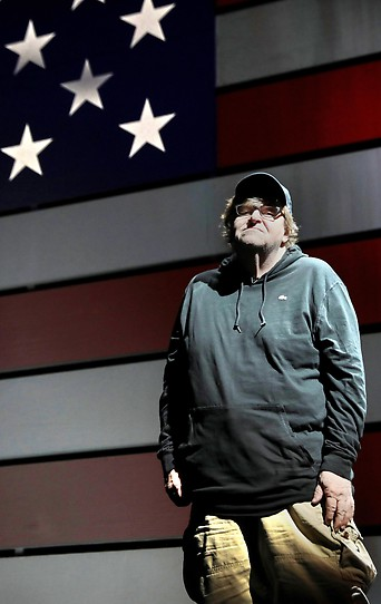 Filmmacher Michael Moore