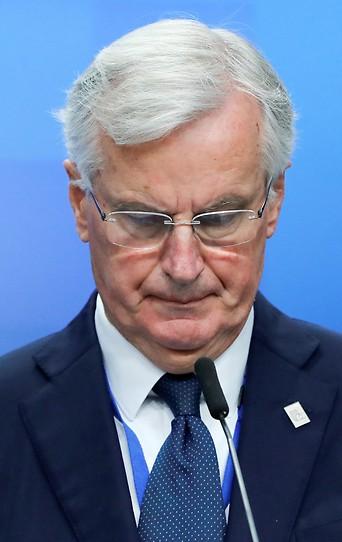 Brexit-Verhandler Michel Barnier