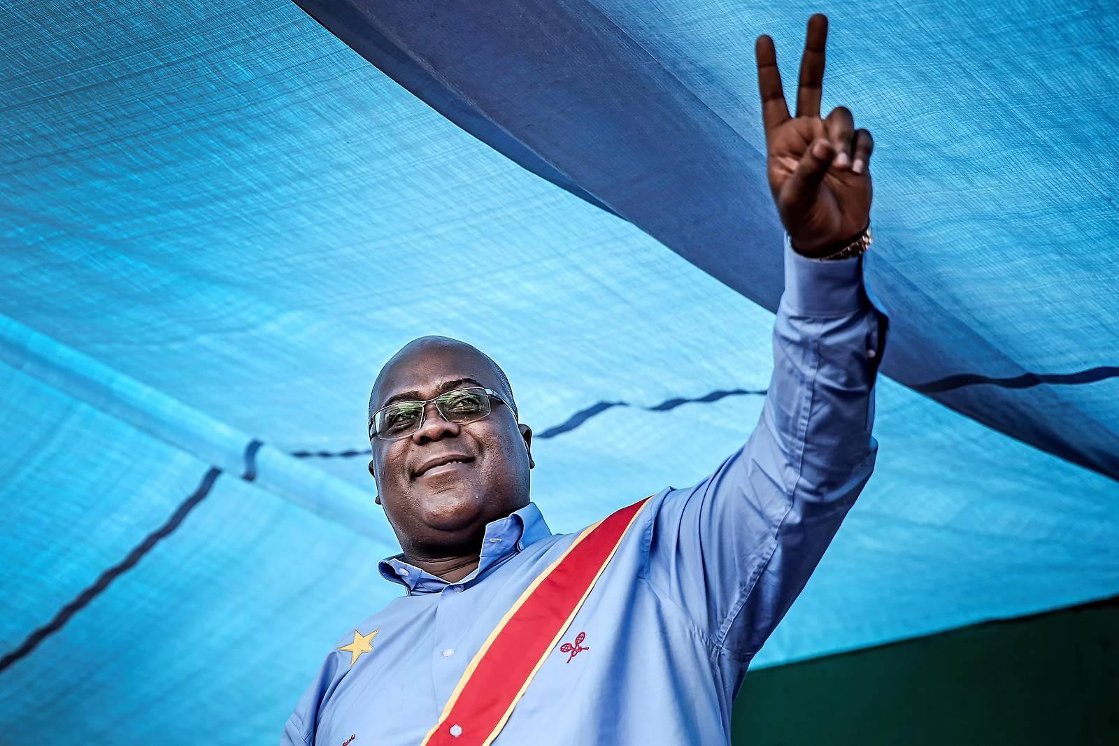Afrikanische Union zweifelt Wahlergebnis in DR Kongo an