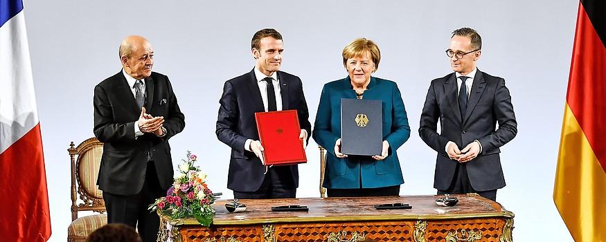 Aachener Vertrag Antwort Auf Populismus Newsorfat