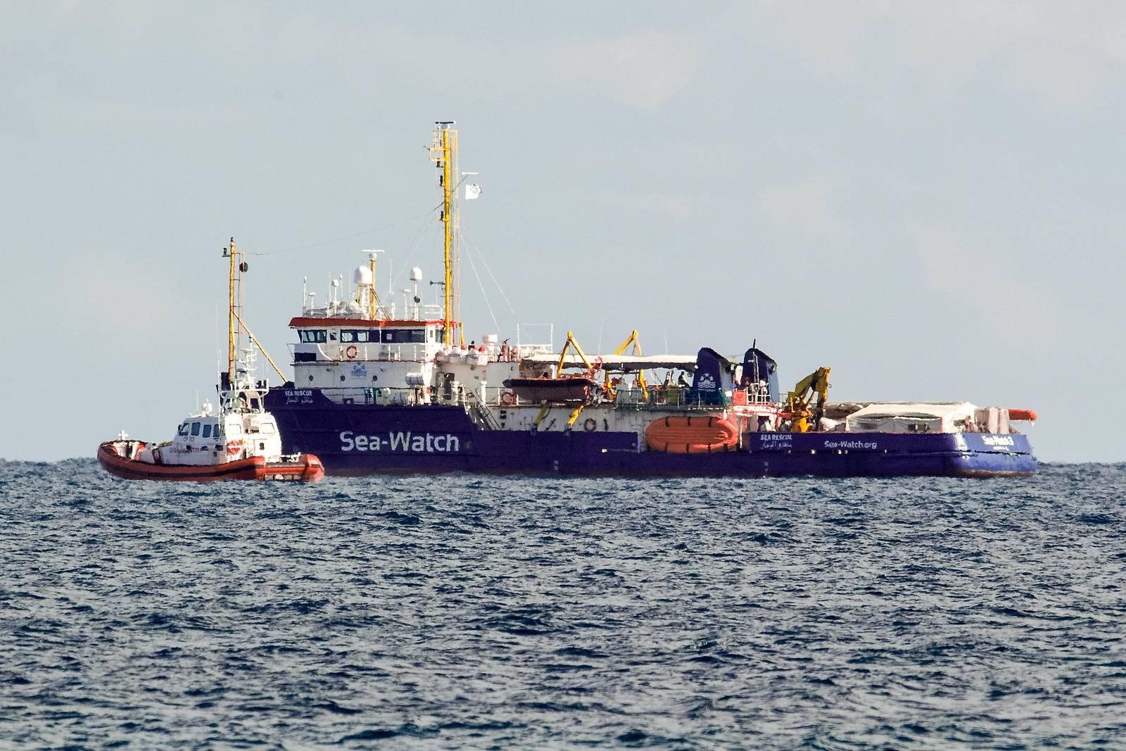 UNO-Appell an Rom: Flüchtlingsschiff anlegen lassen