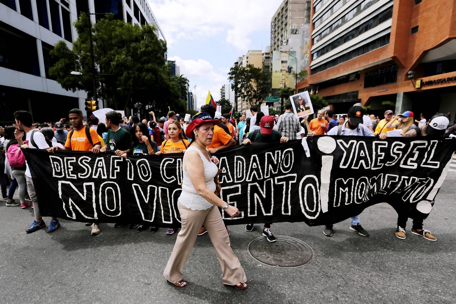 Guaido verstärkt Bemühungen um Venezuelas Streitkräfte